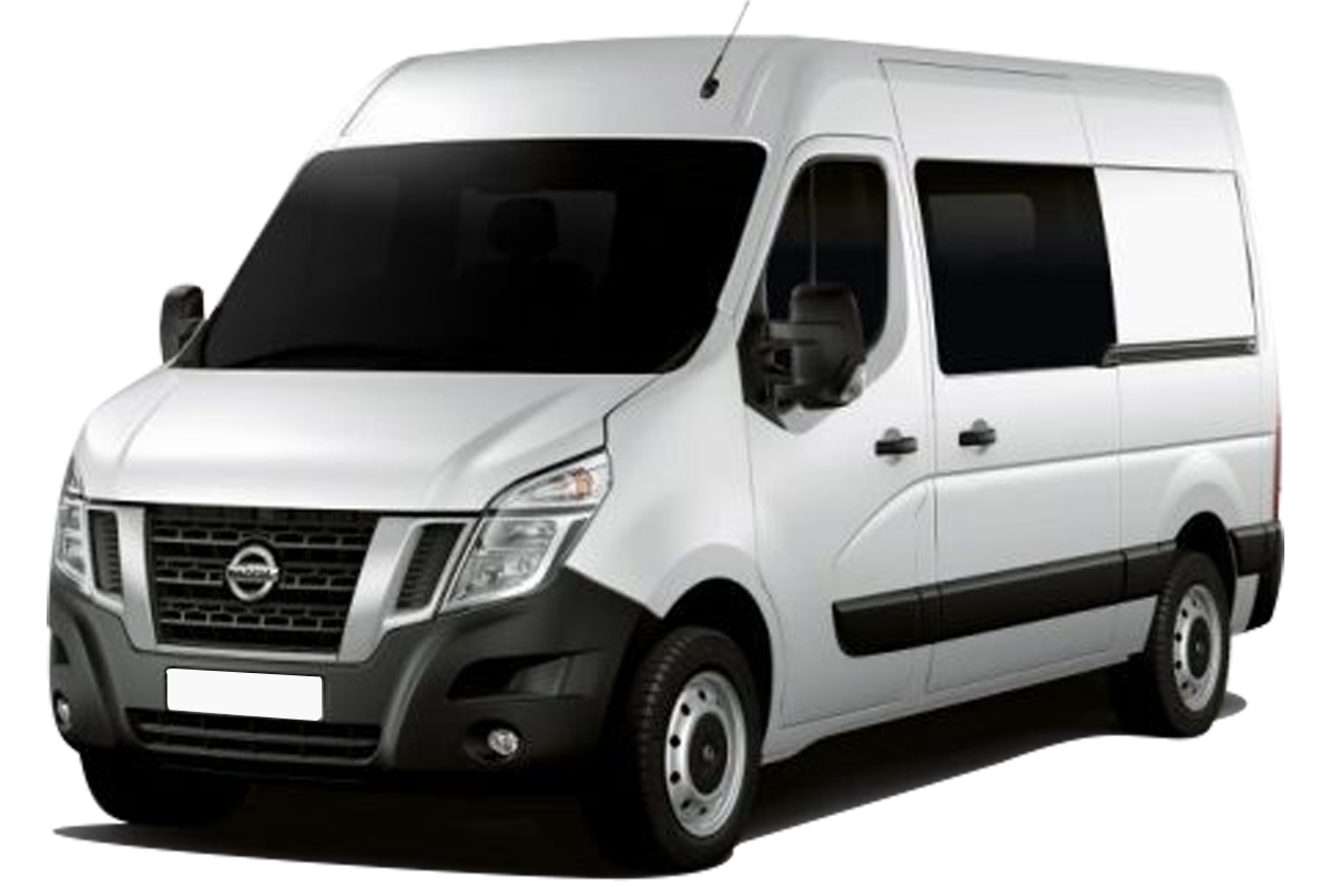 Mandataire NISSAN NV400 CABINE APPROFONDIE